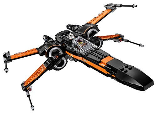 boutique jouet cadeaux lego star wars  poes x wing fighter