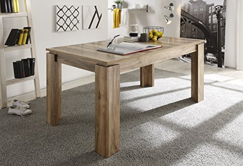 Maisonnerie 1100 162 00 table de salle manger extensible for Table salle manger noyer design