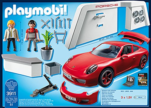 playmobil 310330 3911 porsche 911 carrera s. Black Bedroom Furniture Sets. Home Design Ideas