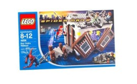 4856-retreat-of-two-dock-transmission-and-LEGO-Spider-Man-japan-import-0