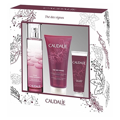 caudalie coffret th de vignes. Black Bedroom Furniture Sets. Home Design Ideas