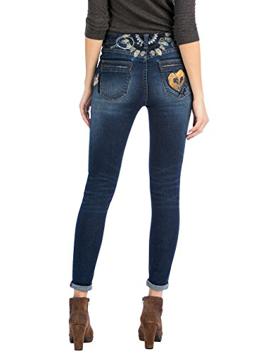 Desigual Desigual Golden Flower Golden qW1X5vBnwY