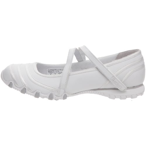 Skechers Bikers Ribboneer, Ballerines femme
