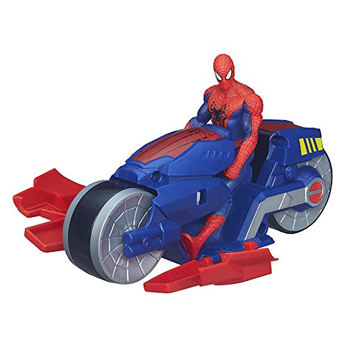The amazing spider man 2 spider strike blaze wing - Jeux spiderman moto ...