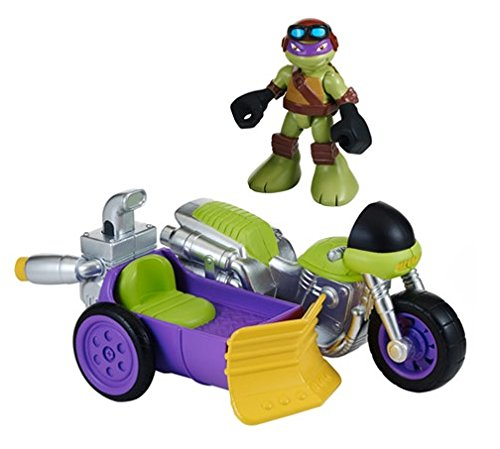 tortues ninja 6718 vhicule figurine animation donnie avec