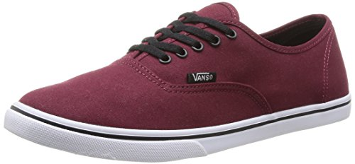 vans u authentic lo pro baskets mode mixte adulte