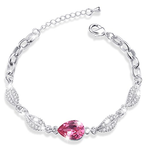 cadeau noel marenja cristal parure bijoux femme collier femme boucles d 39 oreilles et bracelet. Black Bedroom Furniture Sets. Home Design Ideas