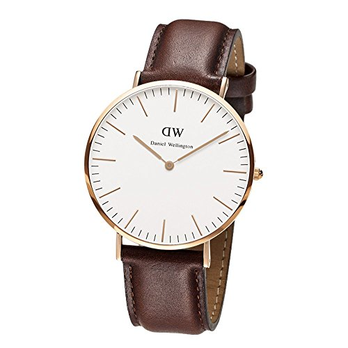 daniel wellington 0106dw st andrews montre mixte. Black Bedroom Furniture Sets. Home Design Ideas