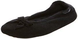 Isotoner-Isotoner-Terry-Ballerina-Slippers-Chaussons-femme-0
