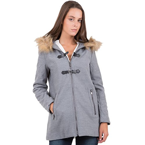 Womens Toggle Coat From the Oldest Duffle Coat manufacturer, our women's range is still made to the same exacting standards to provide you with a fashionable garment which will last for a lifetime. The unique construction of the fabric gives a warm weatherproof garment to keep the cold weather at bay throughout the Autumn and Winter. And it.