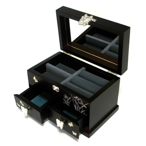 beautiful miroir range bijoux noir ideas. Black Bedroom Furniture Sets. Home Design Ideas