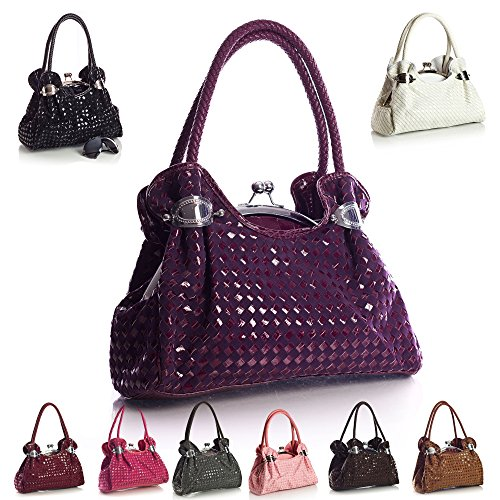 Big Handbag Shop Sac à main pour femme Motif