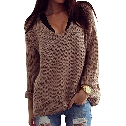 chic chic pull tricot chaud femme pull over manches