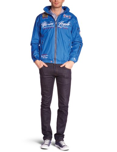 Blouson Geographical Homme Catawa Manches Norway Longues – H2YEDW9eI