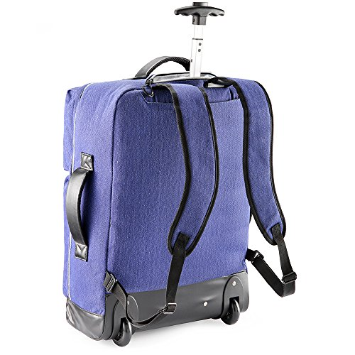 Trolley Cabin Max Oxford 55x40x20cm Carry On Sac 224 Dos