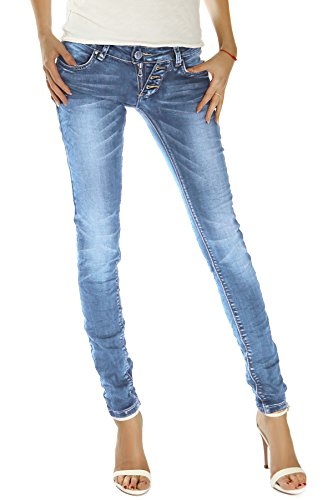 Our jegging fit in our lowest rise. With the perfect amount of stretch, these jean leggings are an essential part of any denim collection.