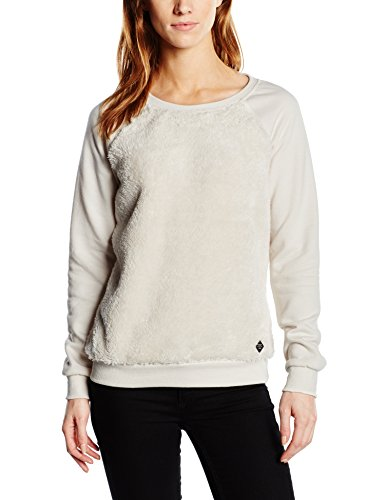 18654cba98 Only 15104537 – Sweat-shirt – Uni – Manches longues – Femme