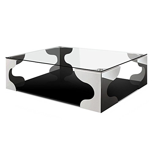 Table basse diamka miroir for Table basse miroir