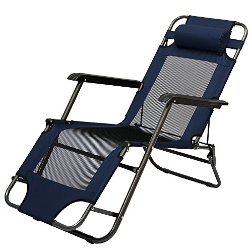 chaise longue pliable pour camping et jardin transat. Black Bedroom Furniture Sets. Home Design Ideas