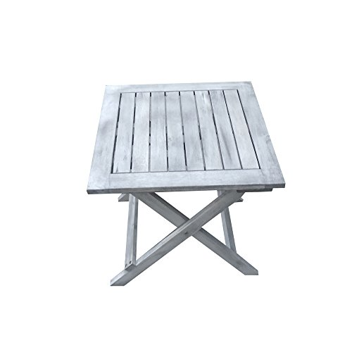 Table D Appoint Pliable En Bois Dionysos Table Basse Pliante En Bois Tables Jardin D