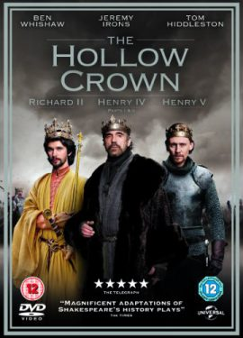 The-Hollow-Crown-TV-Mini-Series-DVD-Import-anglais-0