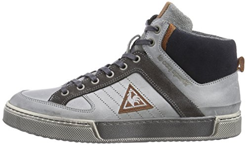 le coq sportif levalle mid 153 baskets hautes homme. Black Bedroom Furniture Sets. Home Design Ideas