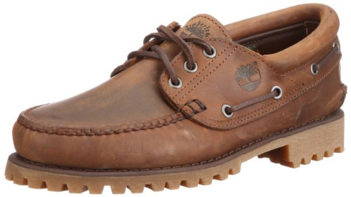 timberland authentics 3 eye classic chaussures bateau homme