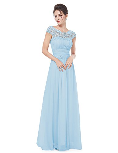 – Femme Robe Empire Pretty Ever Taille DHW9IYE2