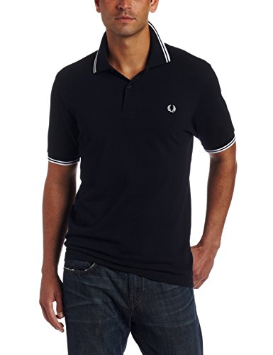 Polo Perry Fit Regular – Homme Bleu Fred Polos FKl1Jc