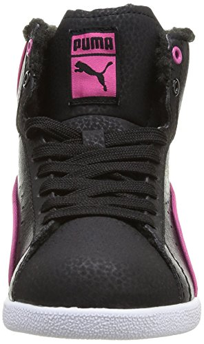 Puma First Round Fur Jr, Baskets mode fille