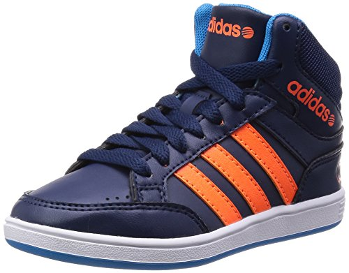 adidas Hoops Team Mid, Baskets hautes mixte enfant