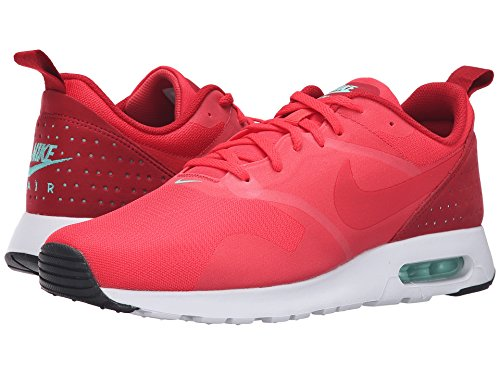 la meilleure attitude aece8 fd60b Nike Air Max Tavas, Baskets Basses Homme, Rouge (Action Red/Action Red/Gym  Red/White), 41 EU