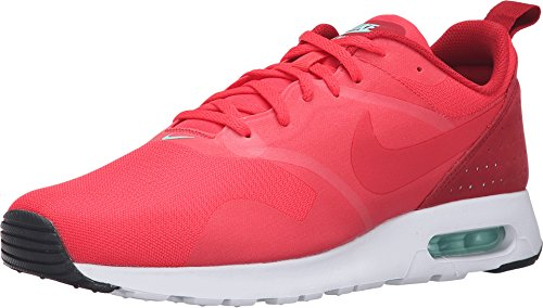 Nike Air Max Tavas, Baskets Basses Homme, Rouge (Action Red/Action Red/Gym Red/White), ...