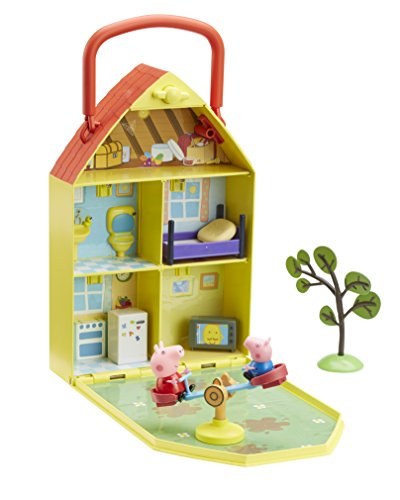 peppa pig 15 636 2 cm peppa jeu de house garden. Black Bedroom Furniture Sets. Home Design Ideas
