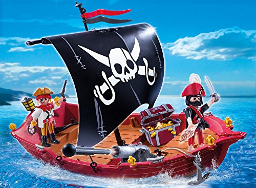 playmobil 5298 bateau pirate. Black Bedroom Furniture Sets. Home Design Ideas