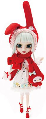 Pullip-My-Melody--HEN-NAKO-My-Melody--Hennako-P-159-about-310mm-ABS-painted-action-figure-0