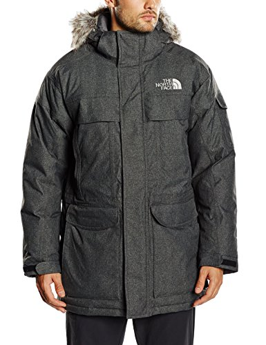 7301d69184 The North Face Mcmurdo Parka Homme Graphite Grey