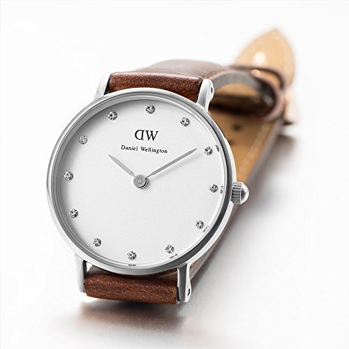 daniel wellington 0920dw classy st andrews montre femme quartz analogique cadran blanc. Black Bedroom Furniture Sets. Home Design Ideas
