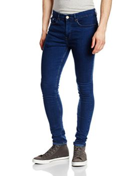 New-Look-Ilford-Indigo-Super-Skinny-Jeans-Homme-0