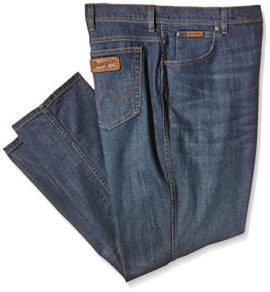 Wrangler-Homme-Coupe-Straight-leg-Jeans-Texas-Stretch-0