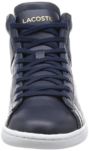 G316 Lacoste Basses Carnaby Evo 1Sneakers Mid Femme rdxtQsCBh