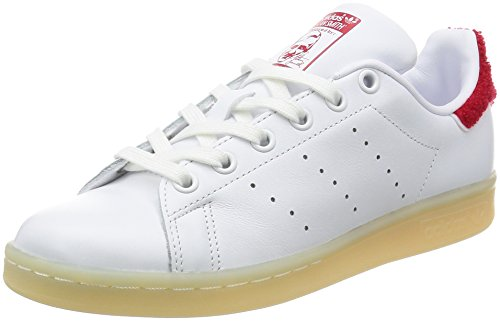 adidas stan smith triangle raw blanche et rose