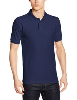 Fruit-of-the-Loom-Ss036m-Polo-Homme-0