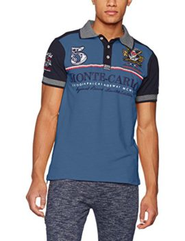 Geographical-Norway-Kark-Men-Polo-Homme-0