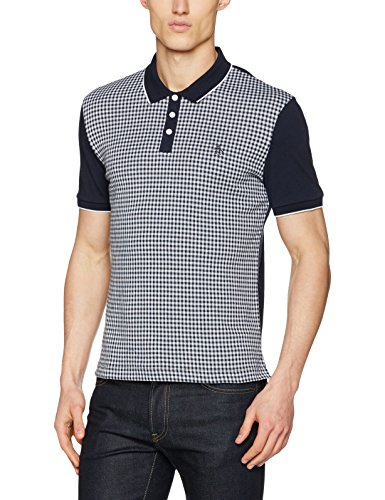 Jacquard Homme Penguin FrontPolo Original Gingham e9YWIbE2HD