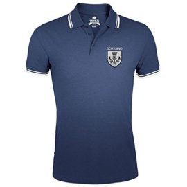cosse-Trybal-Rugby-Chardon-Logo-Brod-Polo-pour-Homme-6-nations-unies-0