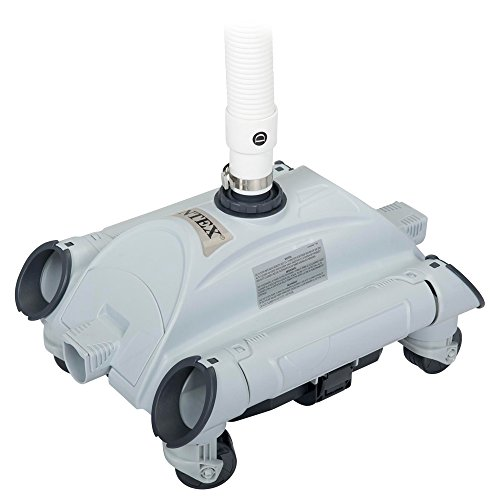Intex robot de piscine nettoyeur automatique aspirateur for Aspirateur automatique piscine
