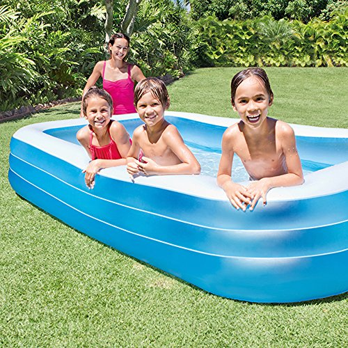 piscine gonflable intex pour la famille. Black Bedroom Furniture Sets. Home Design Ideas