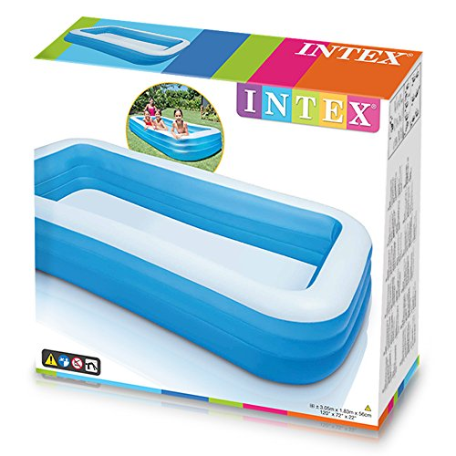 Piscine gonflable intex pour la famille for Piscine gonflable intex