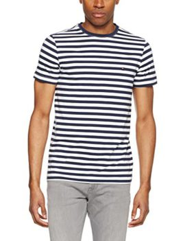 Tommy-Hilfiger-New-Stretch-C-Nk-Tee-Ss-Sf-T-Shirt-Homme-0
